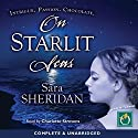 On Starlit Seas Audiobook by Sara Sheridan Narrated by Charlotte Strevens