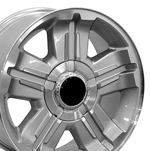 08 escalade wheel center cap - 9