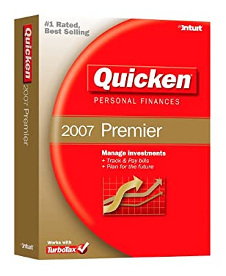 Quicken Premier 2007 [OLDER VERSION]