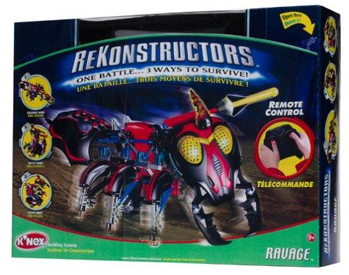 K'Nex ReKonstructors: