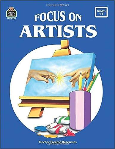 Focus On Artists (Focus Series)