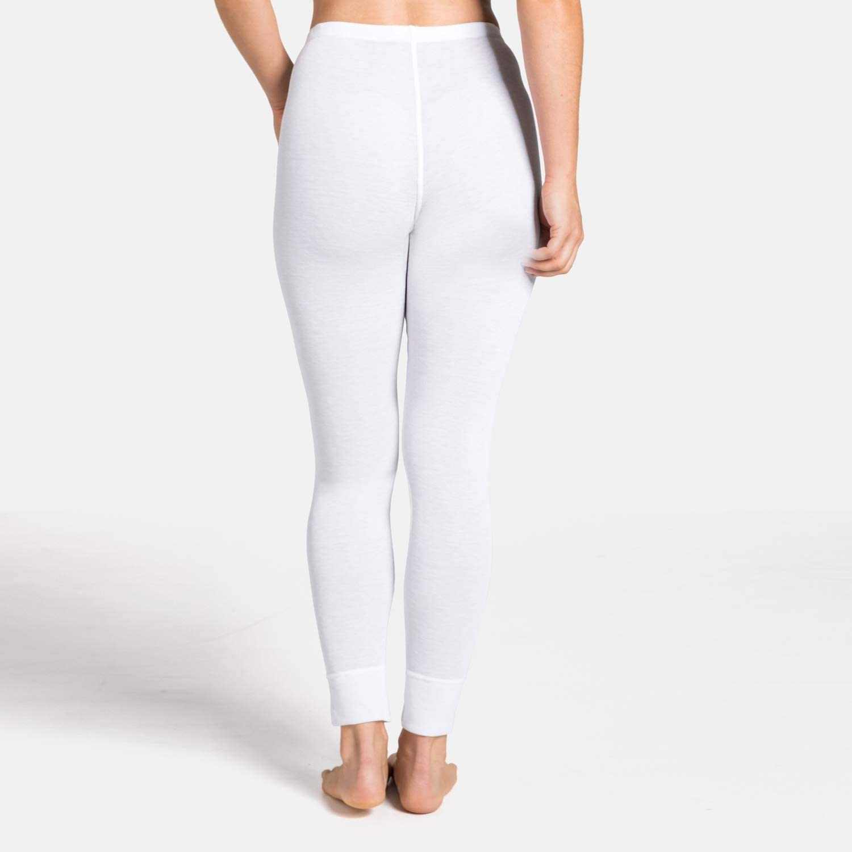 Odlo Damen Bl Bottom Long Active Warm Unterhose