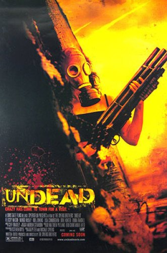Undead Stand-in-Sided Regular 27X40 Felicity Mason Poster