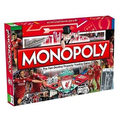 Monopoly Liverpool F. C. Edición Juego de mesa: Amazon.es ...