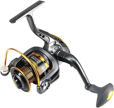 JESSIEKERVIN YY3 Spinning Fishing Reel 10 Rodamientos Manija ...