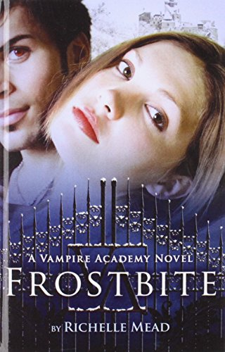 Book cover for Frostbite