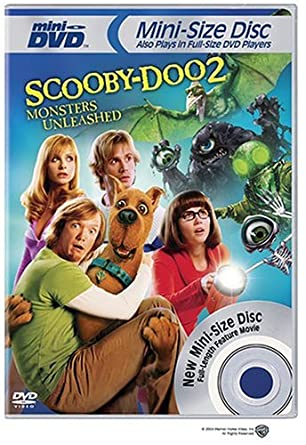 Amazon Com Scooby Doo 2 Monsters Unleashed Mini Dvd Richard Bo Dietl Sarah Michelle Gellar Seth Green Alex Lee Bill Meilen Tim Blake Nelson Alan C Peterson Alicia Silverstone Jeff Tanner Peter Boyle Stephen E