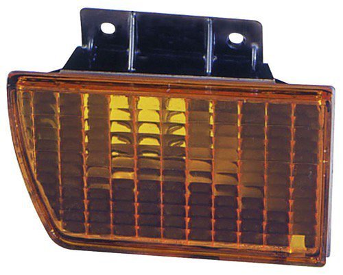 Go-Parts ª OE Replacement for 1990-1996 Chevrolet Beretta Turn Signal Light Assembly/Lens Cover - Front Right (Passenger) Side - (GTZ + Z26) 915628 GM2531108 for Chevrolet Beretta ()