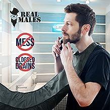 Premium Beard Bib MADE IN EUROPE - Beard Catcher Apron for Shaving & Beard Cape - Gift for Bearded Men