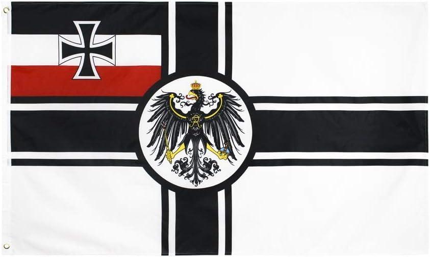 Color : A Jiangjun 90 150cm Deutsch Eisernes Kreuz Deutschland Armee Hanging Flagge