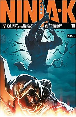 Ninja-K 11 (Valiant - Ninja-K): Amazon.es: Christos Gage ...