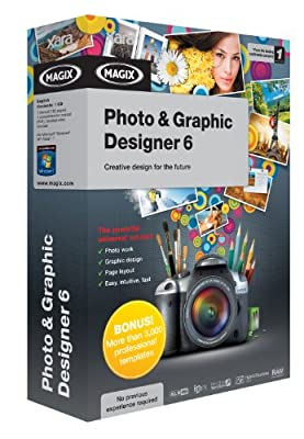 Xara Photo and Graphic Designer 6