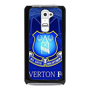 Everton FC LG G2,Anti Dust Vintage Creative Phone Case Cover For LG G2