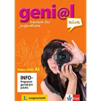 geni@l klick A1 - DVD: Deutsch als Fremdsprache für Jugendliche