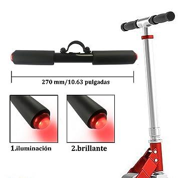Lacyie Scooter eléctrico para niños Manillar Empuñadura con ...