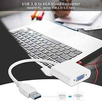 Zouzeog - Adaptador de convertidor de vídeo para Tarjeta ...