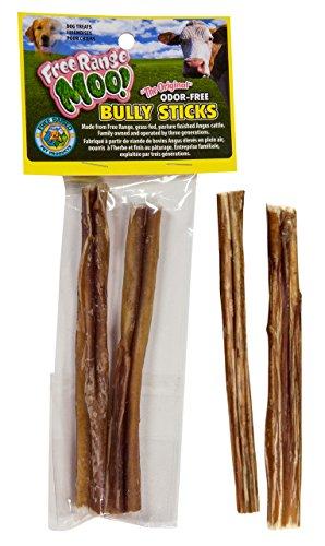 Moo Bully Sticks (10 Sticks 5-6