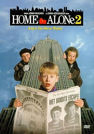 Amazon Home Alone 2 Lost in New York Macaulay Culkin Joe