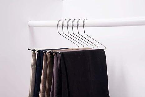 Jobar - Percha para pantalones - Set de 12: Amazon.es: Salud ...