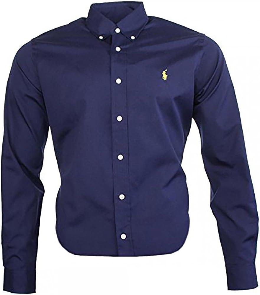 Ralph Lauren - Camisa clásica para hombre: Amazon.es: Ropa y accesorios