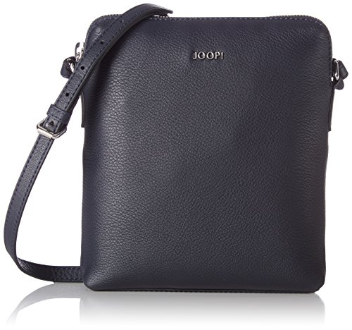 Joop! Nature Grain Daphne Shoulderbag Svz, Borsa a spalla Donna Blu (Blu Scuro E)