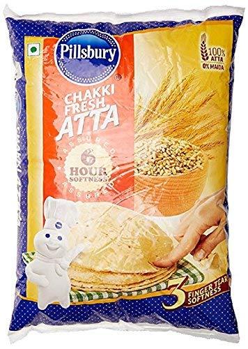 Pillsbury Chakki Fresh Atta, 5kg