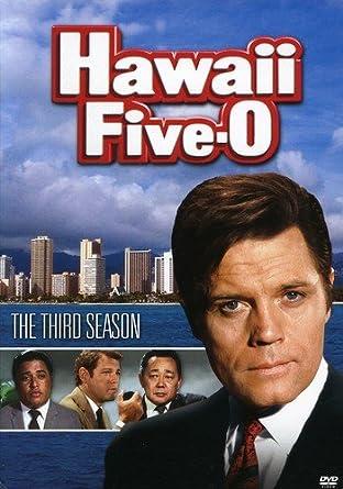 Amazon com: Hawaii Five-O: Season 3: Jack Lord, James MacArthur, Kam