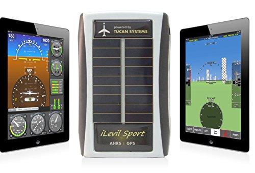 iLEVIL SPORT Portable AHRS/GPS by Levil Technology Corp
