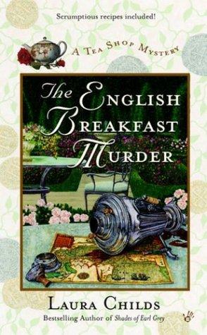 English Breakfast Murder Shop Mystery