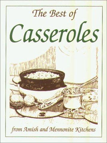 Miniature Casserole (Mini Cookbook Collection- Best of Casseroles (Miniature Cookbook Collection))
