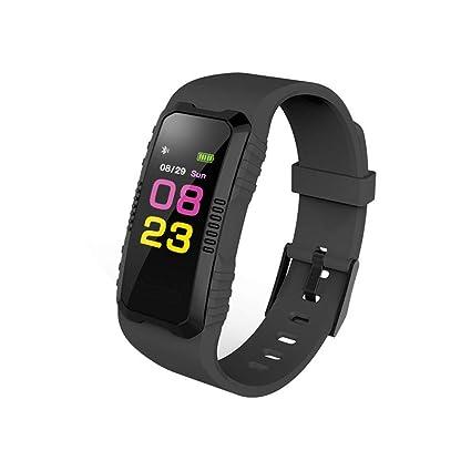 Amazon.com: WaiiMak Bluetooth Smartwatch, Heart Rate Blood ...