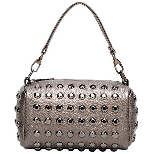 borsa a moda Ms Tendenze HopeEye oro Donna della Pelle Pink 5 Pu 1 gzaspunb11 tracolla 0xRYqUw