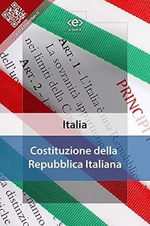 Costituzione della repubblica italiana versione del 27 for Senatori della repubblica italiana nomi
