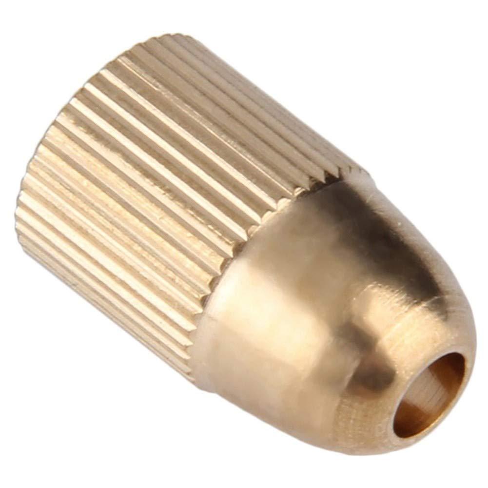 Durable Precision 8Pcs 0.5-3mm Small Electric Drill Bit Collet Mini Twist Chuck Tool Kit