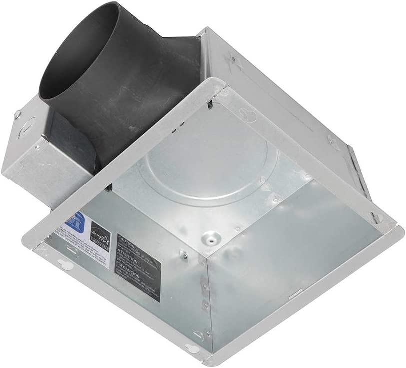 ECO VENT FAN : UNIVERSAL HOUSING CAN,DUCT ADAPTER, &