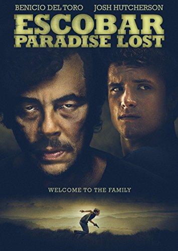 DVD : Escobar: Paradise Lost (DVD)