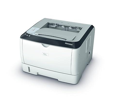 Ricoh Aficio SP C300DN - Impresora láser, Color Blanco ...