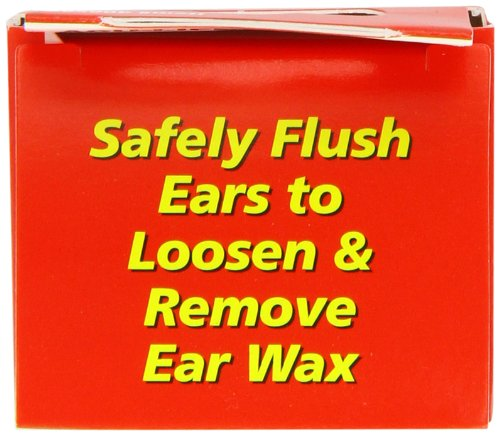 ear wax removal instructions