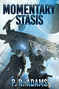 Momentary Stasis by P R Adams ebook deal