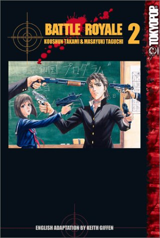 koushun takami battle royale ebook
