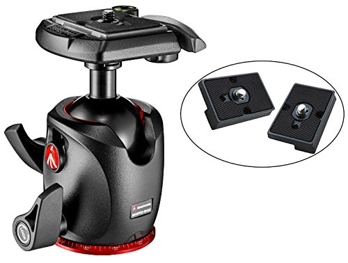 Manfrotto XPRO Magnesium Ball Head with Two Ivation