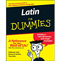 Latin For Dummies.