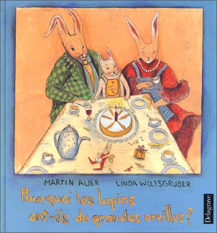 Pourquoi les lapins ont-ils de grandes oreilles?