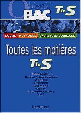 Télécharger des livres gratuits en ligne pour iphone Objectif Bac Terminale S 2011689538 by Philippe Angot,Sabine Bobée,Adrienne Bruschini MOBI