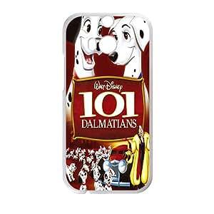 RHGGB 101 Dalmatians Case Cover For HTC M8 Case