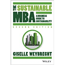 The Sustainable MBA: A Business Guide to Sustainability