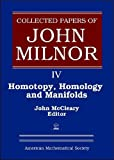 img - for Collected Papers of John Milnor book / textbook / text book