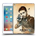 Official Star Trek Discovery Sarek Grunge Characters Soft Gel Case for iPad Pro 9.7 (2016)