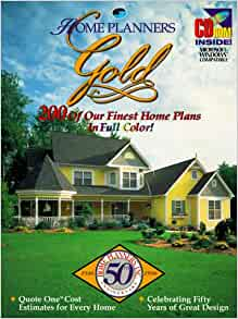 Home planners gold 200 of our finest home plans in full for Home planner inc