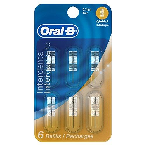 Oral B Interdental Refills Fine Cylindrical Buy Online
